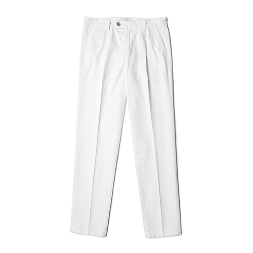 ERD - One pleats 001 White